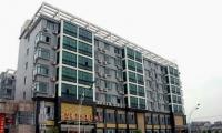 玉山美景大酒店,180元/标间/非周末,玉山火车站不远处,三星级标准。