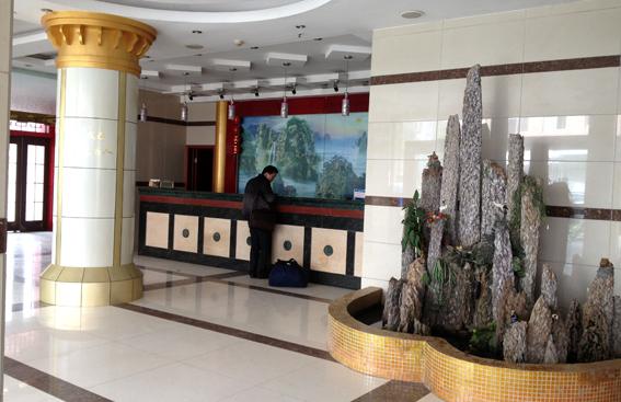 玉山蓬发宾馆,120元/标间/非周末,玉山汽车站附近,位置绝佳,超实惠