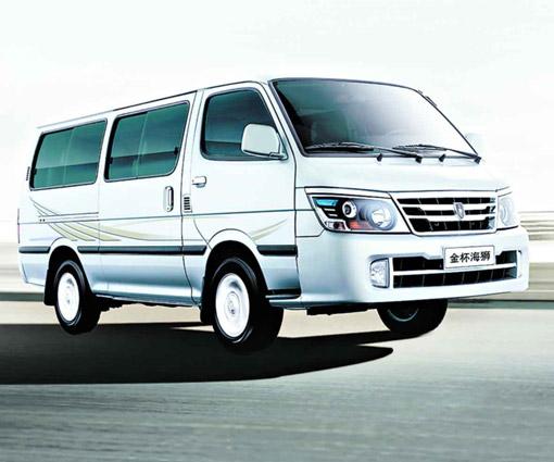 全盛汽车:17座,500元/趟,经济实惠,适合小团队旅游。