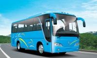 金龙旅游大巴:33座,1200元/天,适合公司组织旅游,经济实惠。