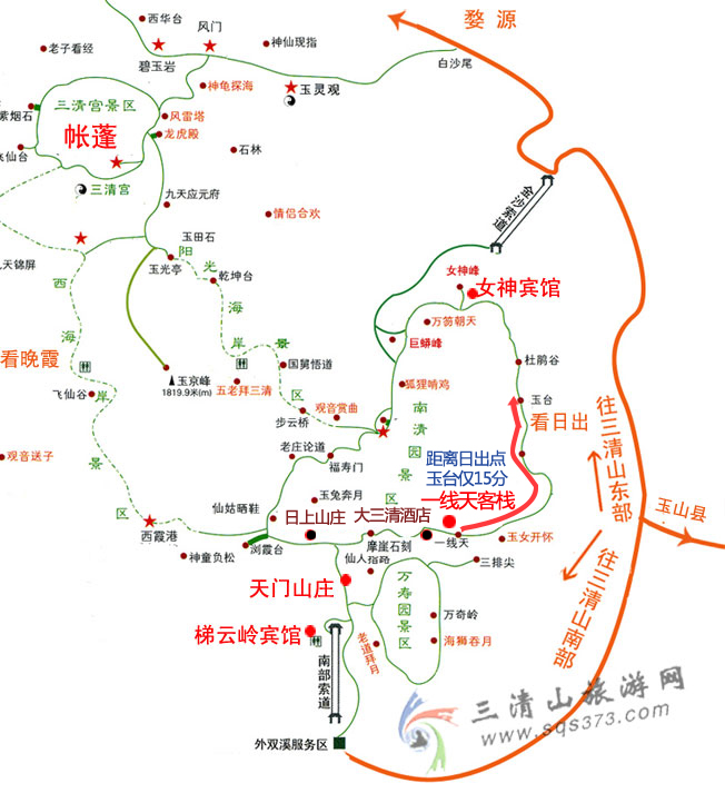 南春街道地图